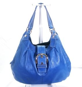 Coach Leather Lynn Soho Handbag